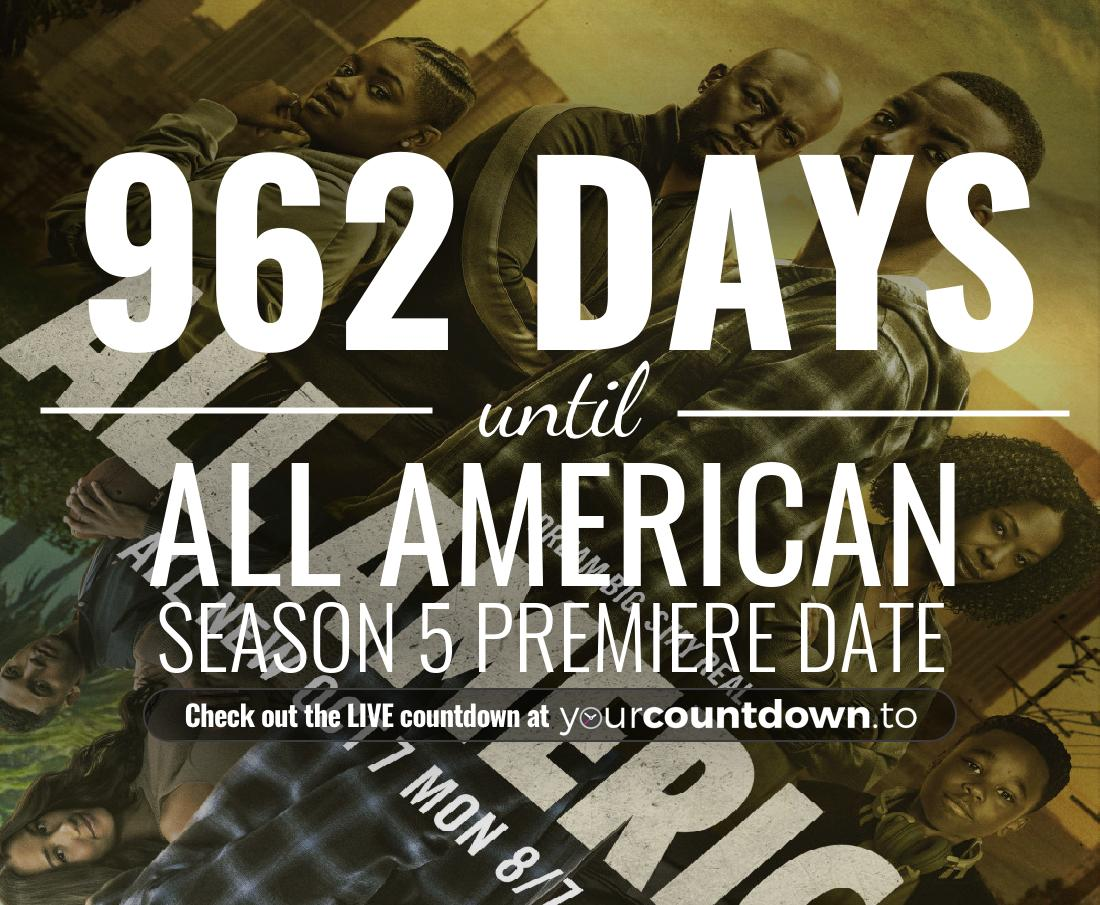 Countdown to All American Season 2 Episode 14