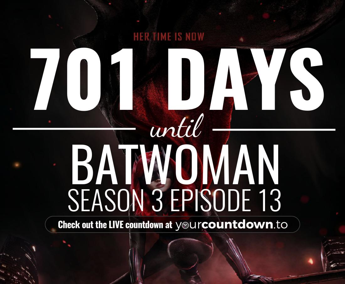 Countdown to Batwoman Season 1 Episode 17