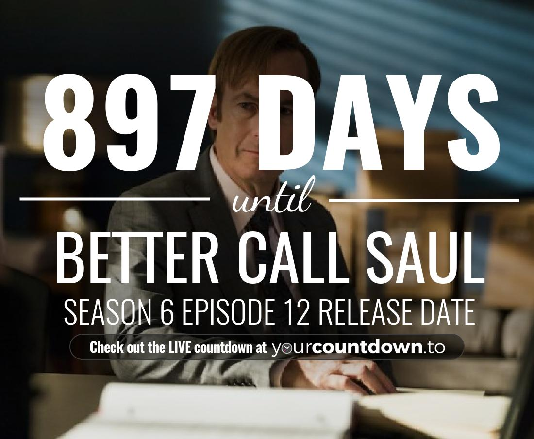 Countdown to Better Call Saul Season 5 Premiere Date
