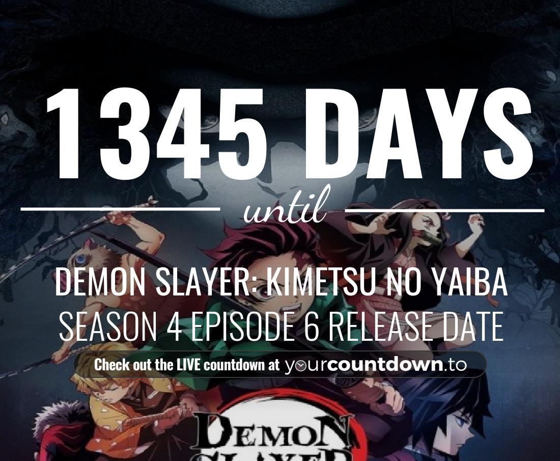 Countdown To Demon Slayer: Kimetsu no Yaiba | Season 1
