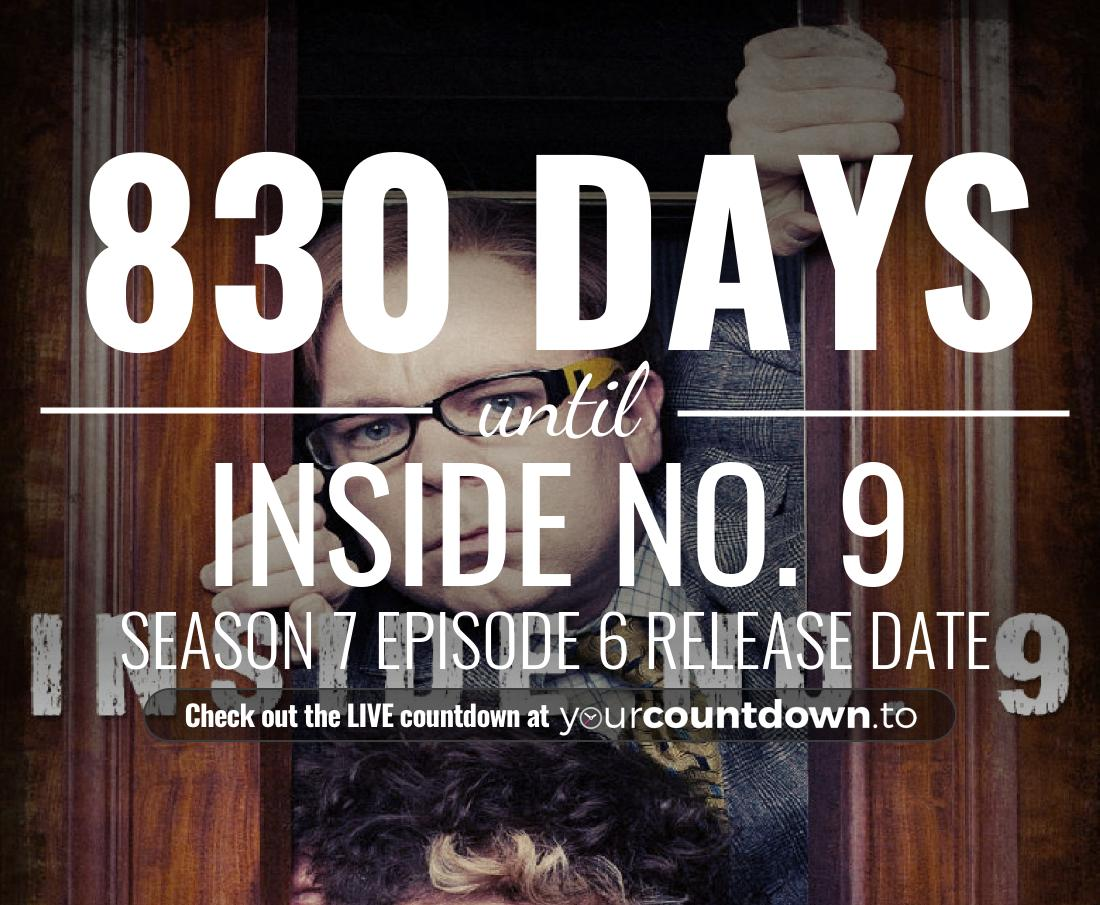 Countdown to Inside No. 9 Season 5 Episode 4