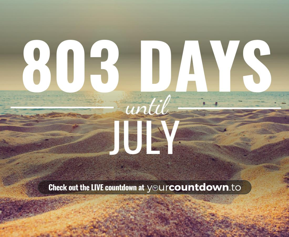 Countdown to July
