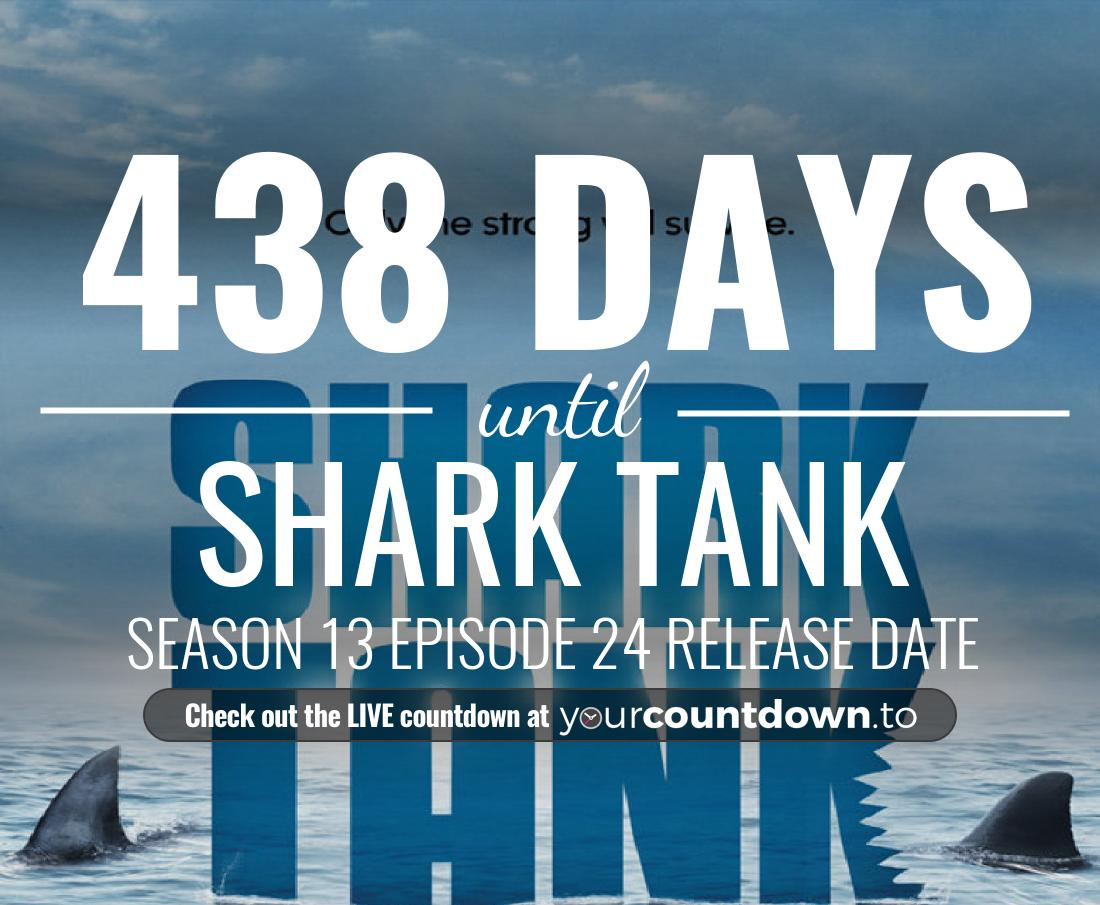 Countdown to Shark Tank Season 12 Episode 17