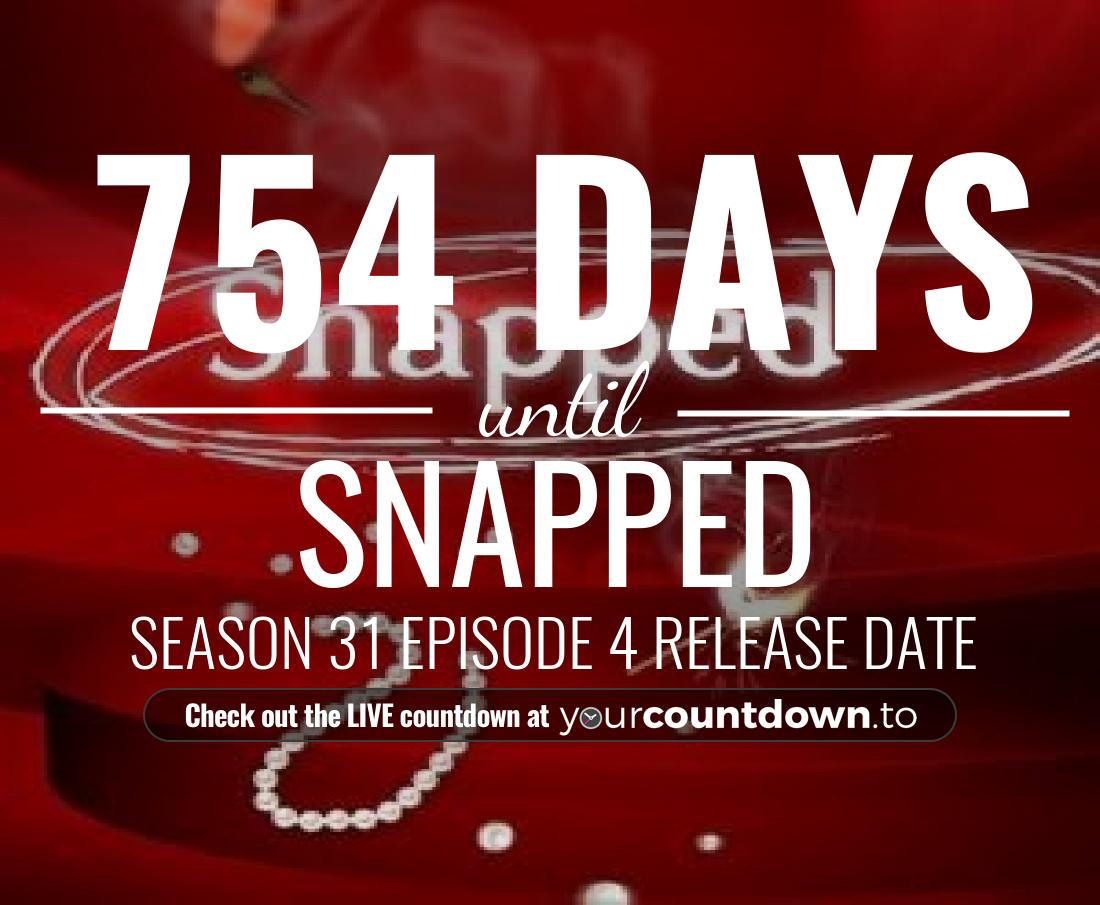 Countdown to Snapped Season 27 Episode 19
