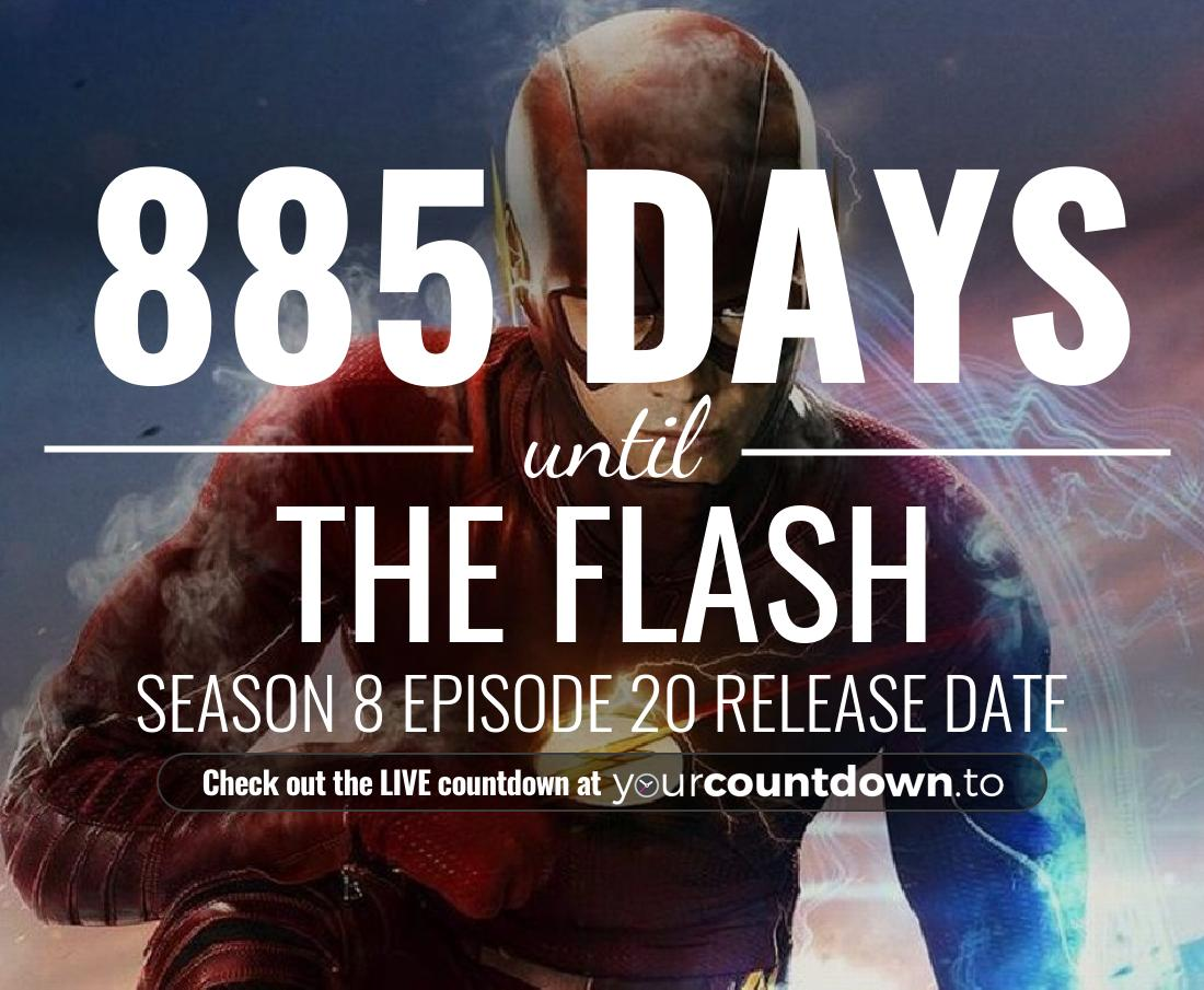 Countdown to The Flash Season 6 Episode 10