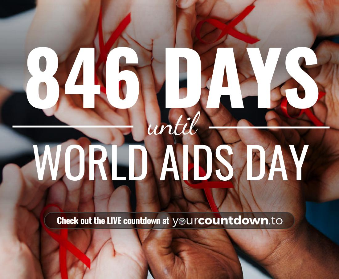 Countdown to World AIDS Day