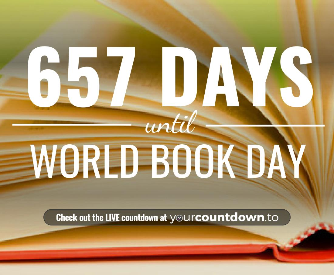 Countdown to World Book Day